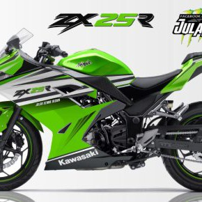 [バイク] Kawasakiが「Ninja H2」のティーザーサイトを公開、ZX-25Rか?
