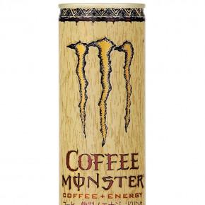[飲料] モンエナ成分入りの缶コーヒー「モンスターコーヒー」が10月7日より発売