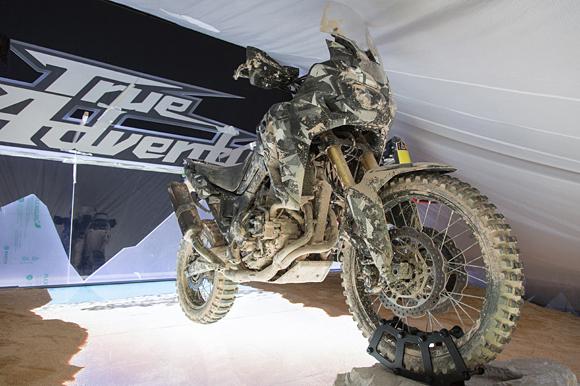 [バイク] Honda「RC213V-S」「新アフリカツイン」などプロトタイプ車両をEICMAに展示