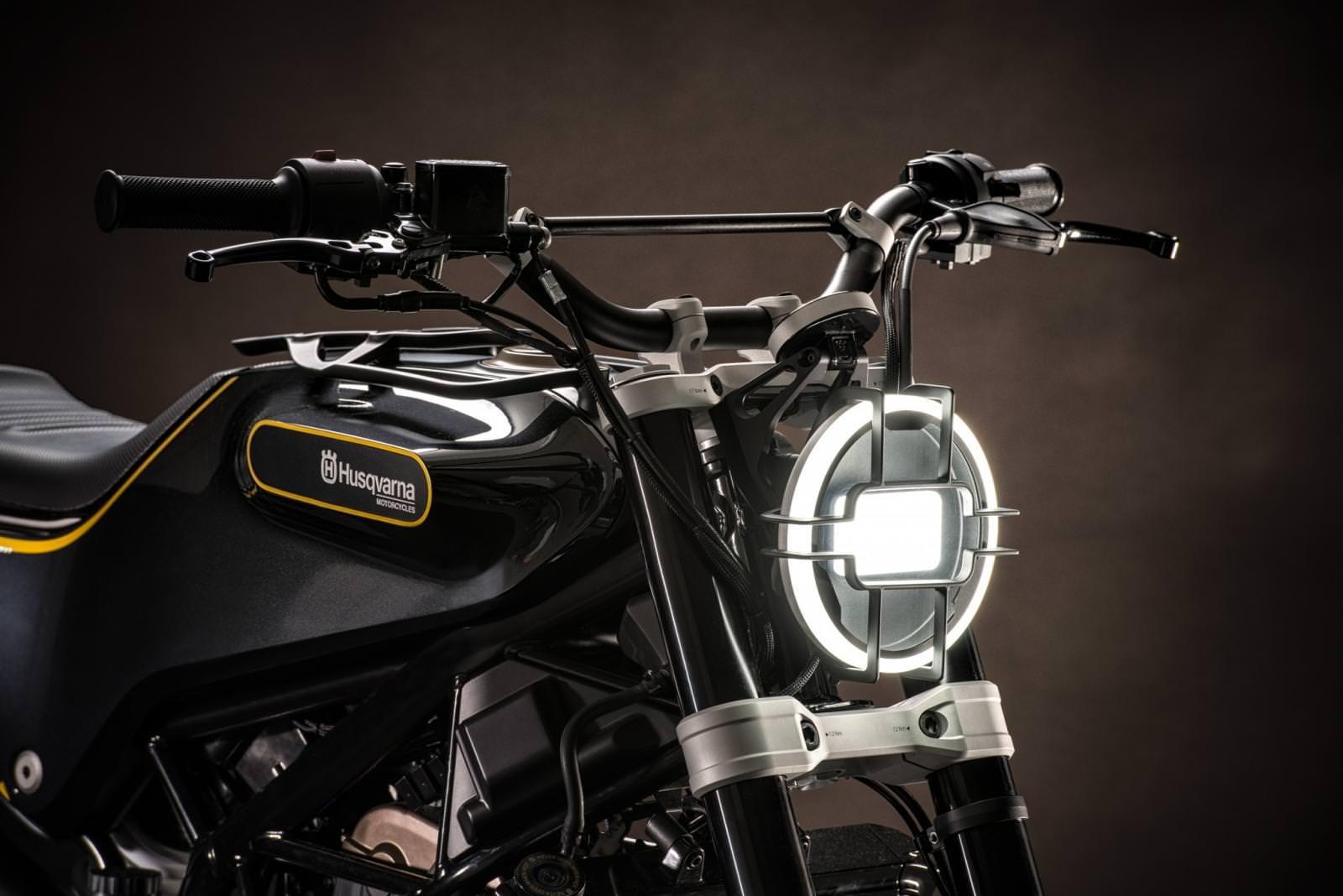 [バイク] ハスクの「401 Svartpilen」と「401 Vitpilen」が2017年モデルとして市販される