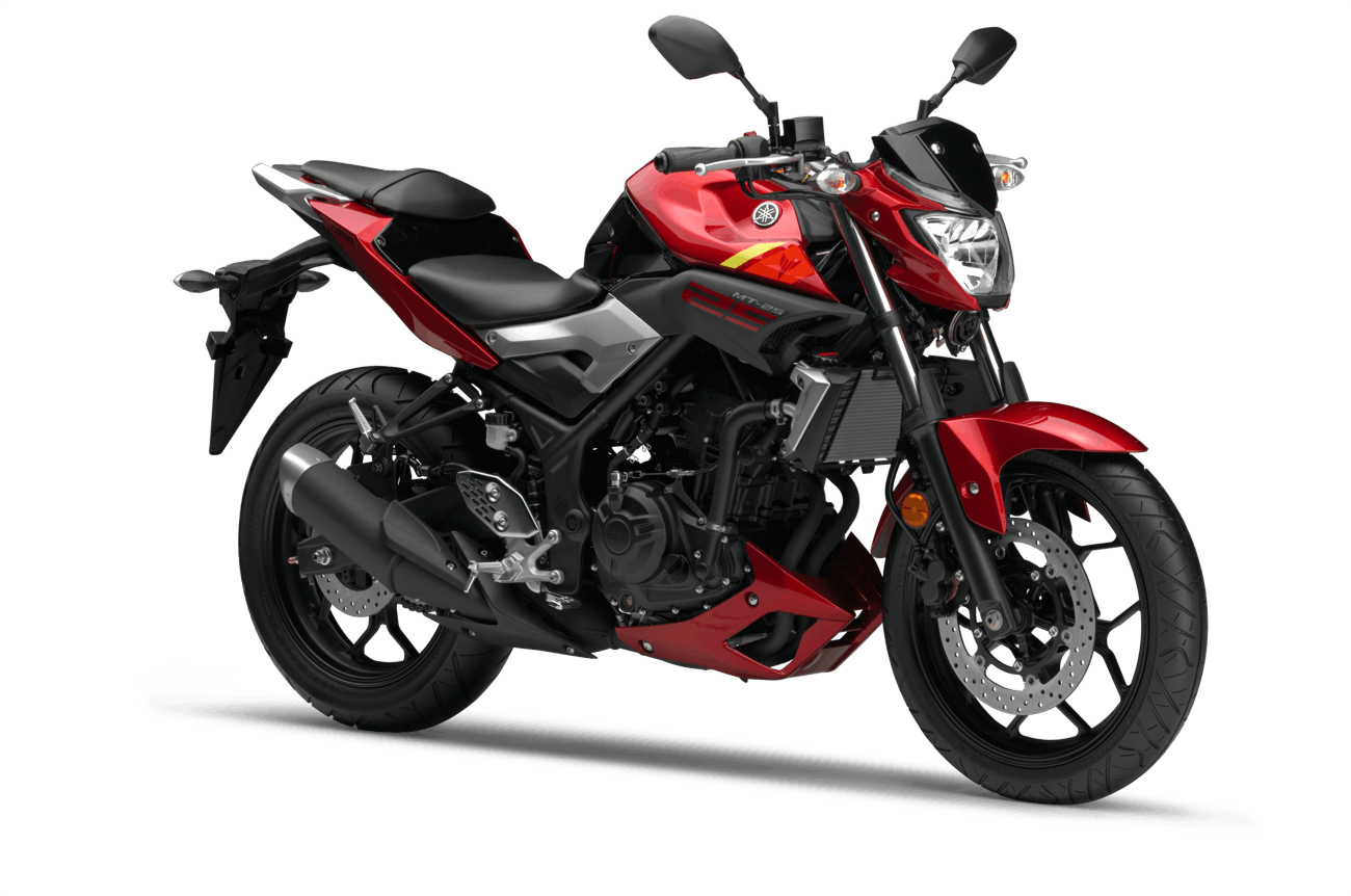[バイク] YAMAHA MT-25/MT-03の日本での販売価格やカラバリが公開