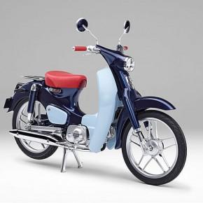 [バイク] Honda、CBR250RRと新カブのコンセプトモデルをモーターショーでお披露目