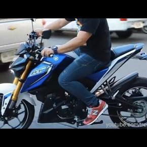 [バイク] Yamahaの150ccネイキッド「Xabre/M-SLAZ」、150ccだけど面白そう