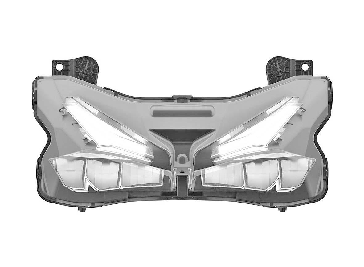 New CBR250RR HeadLight 02