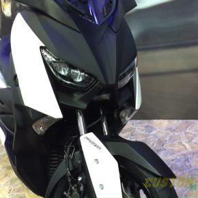 MotorcycleShow 2017、Yamaha XMAX250