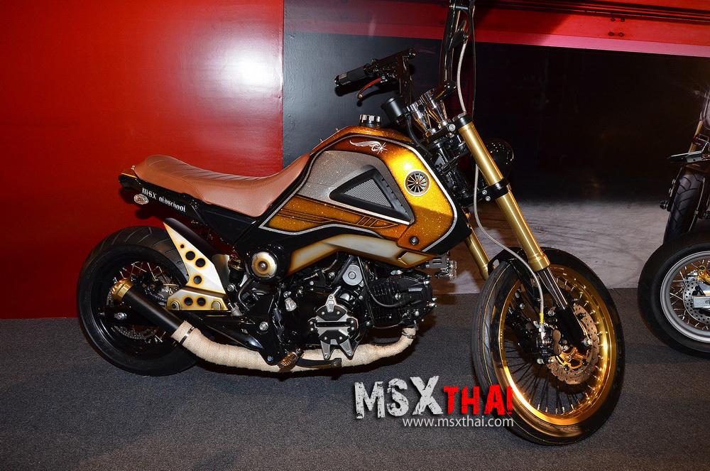 Honda MSX125 Custombike 02