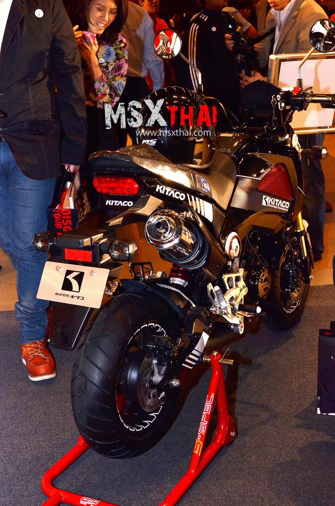 Honda MSX125 Custombike 03