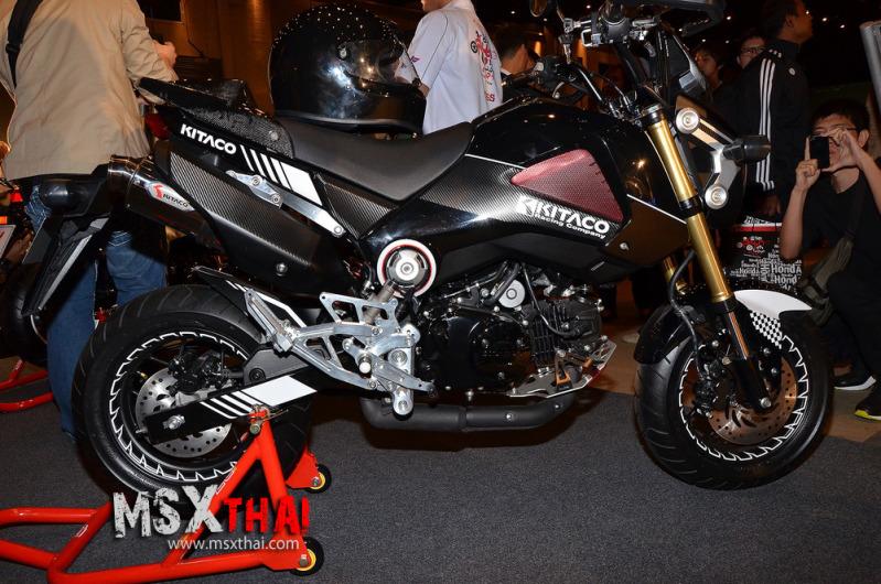 Honda MSX125 Custombike 05