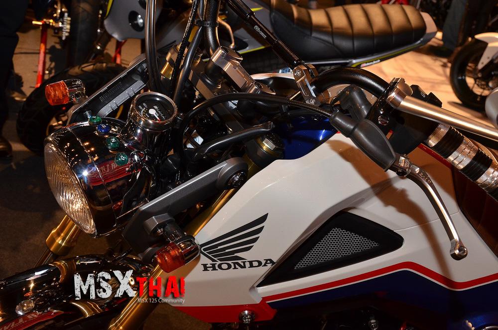 Honda MSX125 Custombike 07