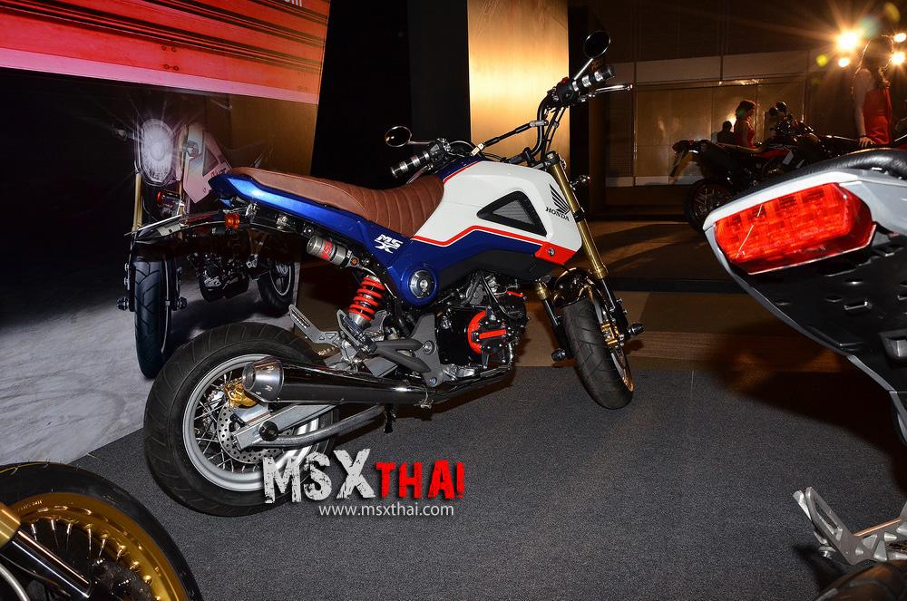 Honda MSX125 Custombike 08