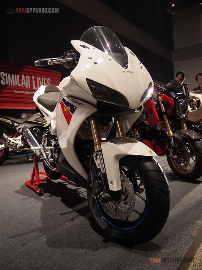 Honda MSX125 Custombike 09
