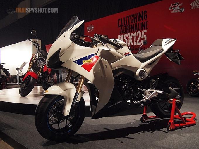 Honda MSX125 Custombike 10