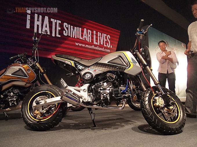 Honda MSX125 Custombike 11