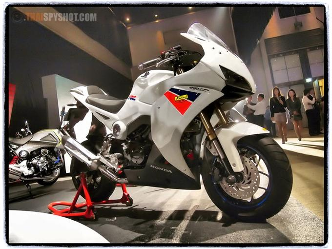 Honda MSX125 Custombike 12