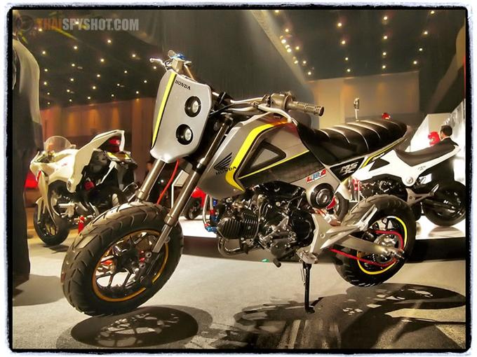 Honda MSX125 Custombike 13