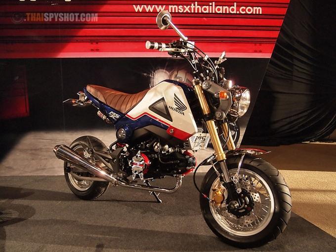 Honda MSX125 Custombike 14
