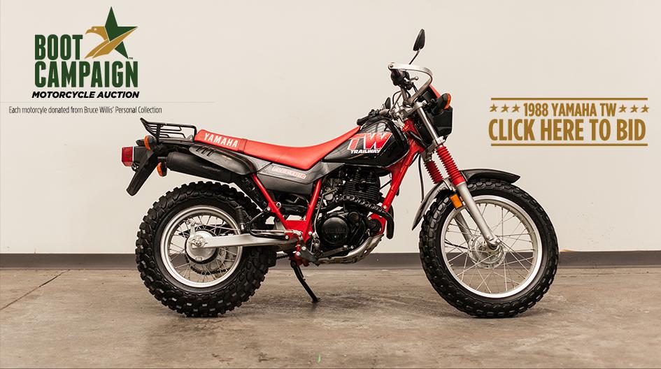 Brucebike TW200