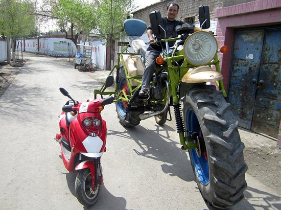 Bigger giant china bike 2