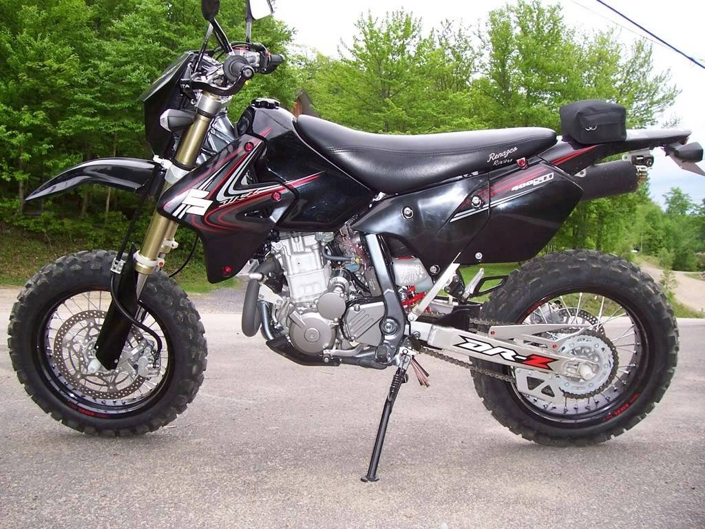 DRZ400SM MAXXIS M6006 05