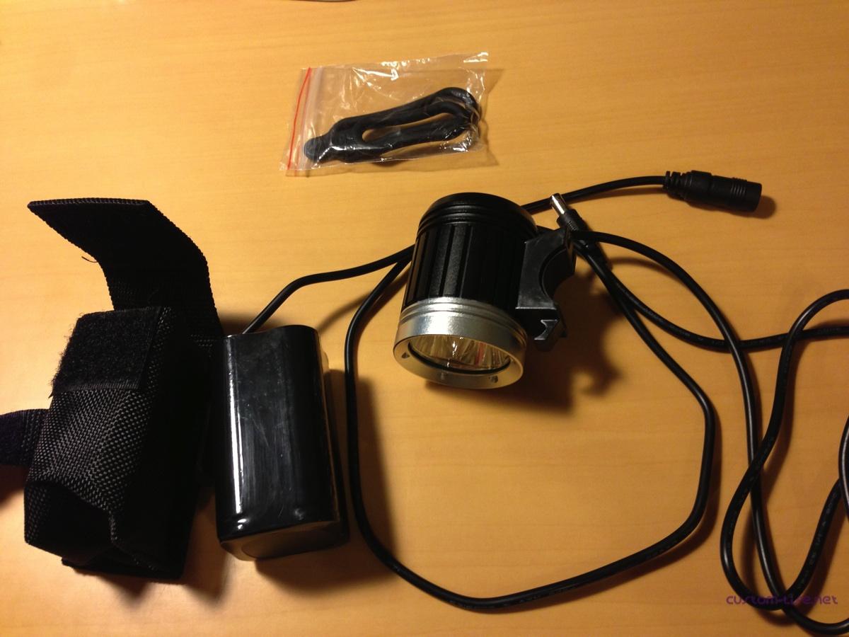 XM LT6x3 LED Light pellor 01