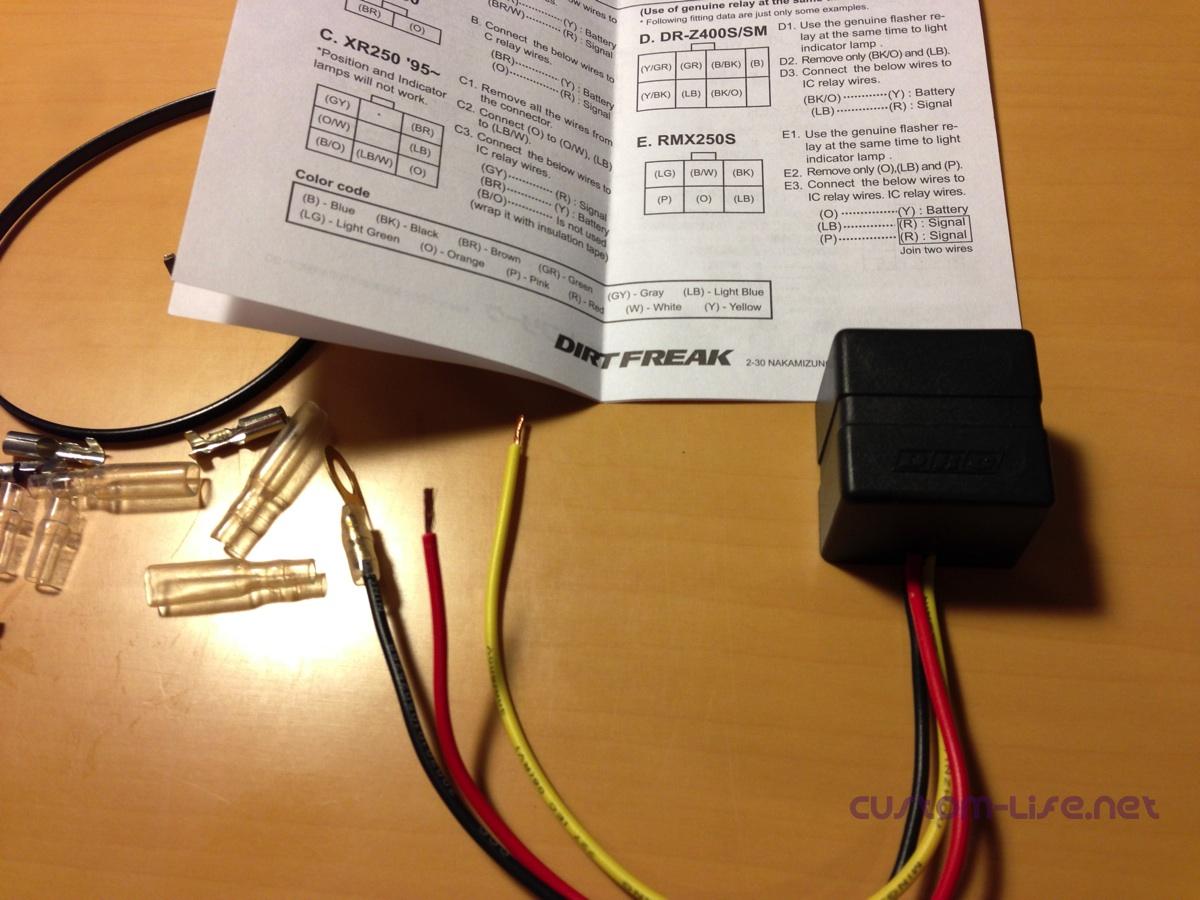 D tracker LED 01