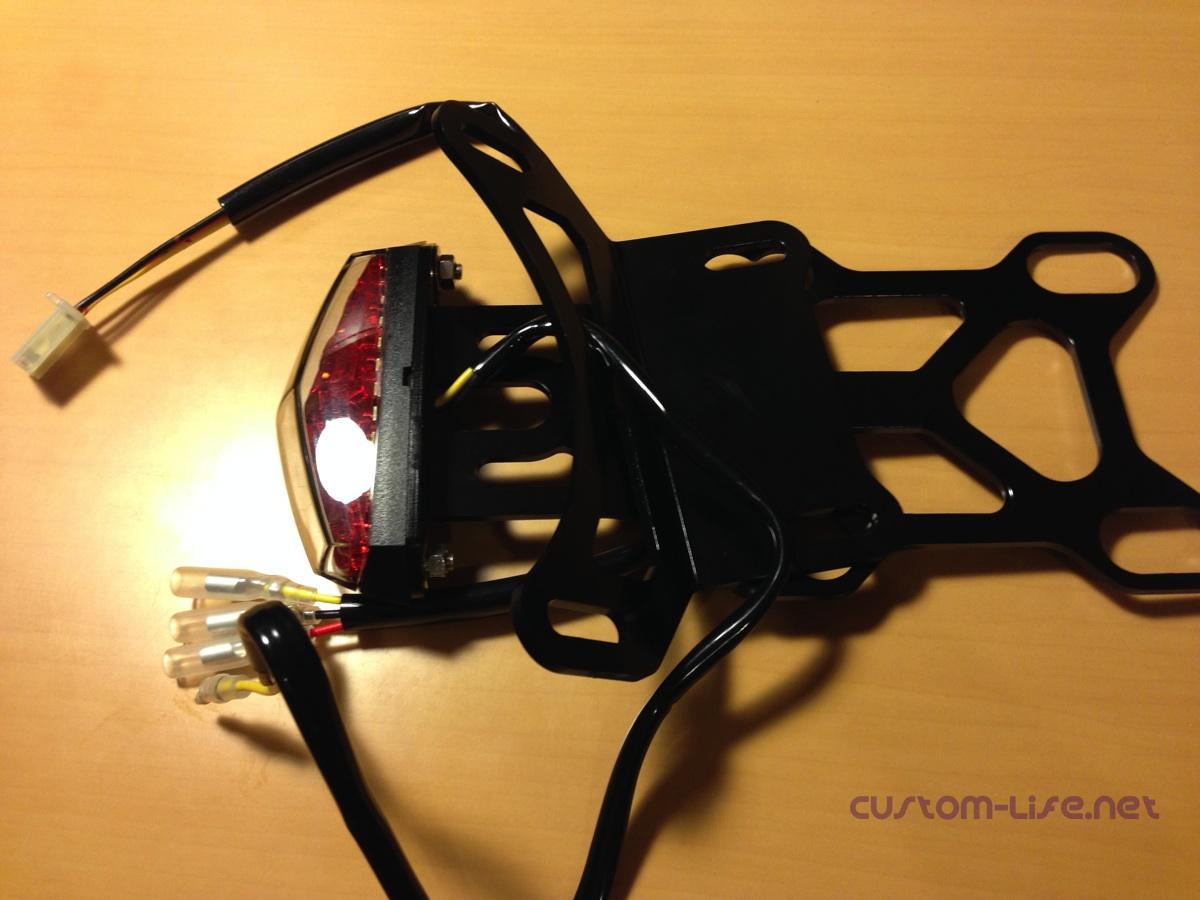 D tracker LED 07