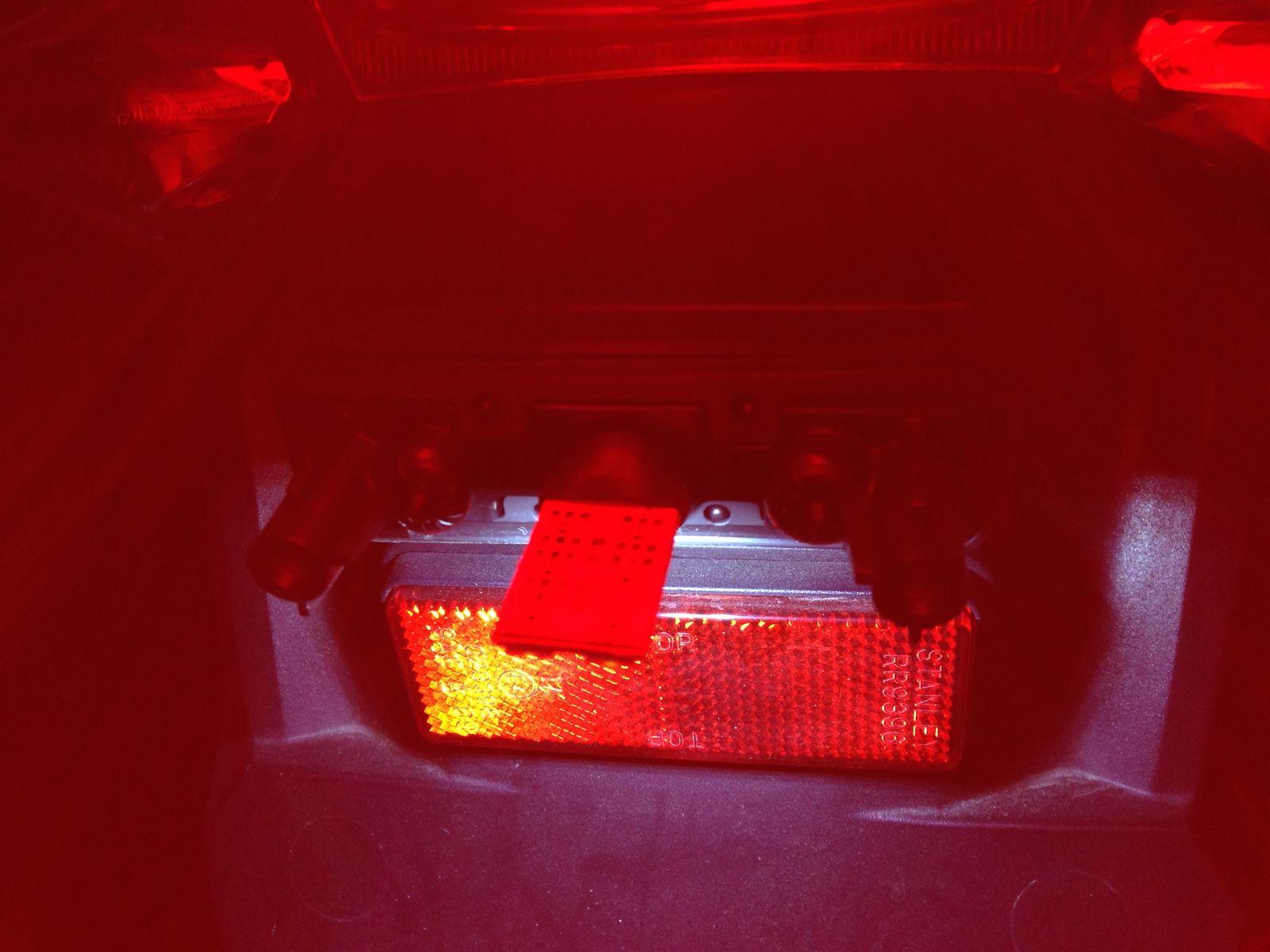 PCX NumberLight LED 05