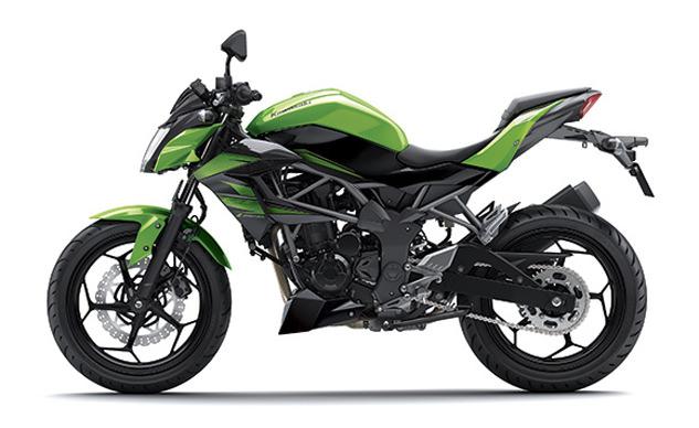 Kawasaki Z250SL 04