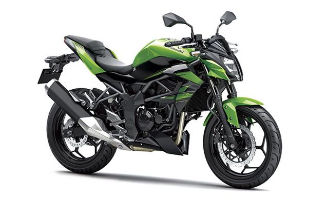 Kawasaki Z250SL 05