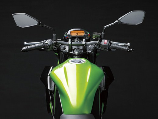 Kawasaki Z250SL 13