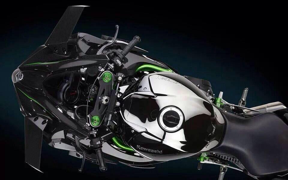 Kawasaki NinjaH2 07
