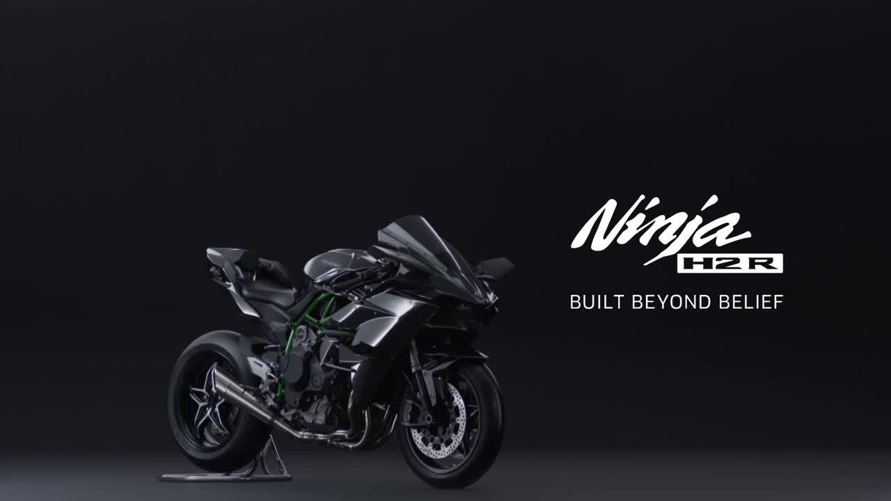 Kawasaki NinjaH2 21