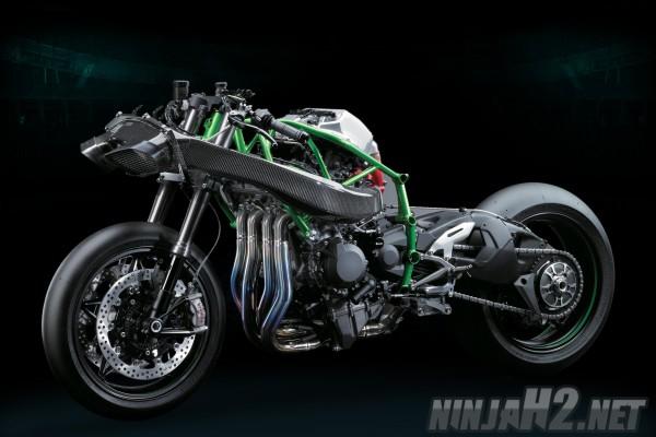 Kawasaki NinjaH2 23