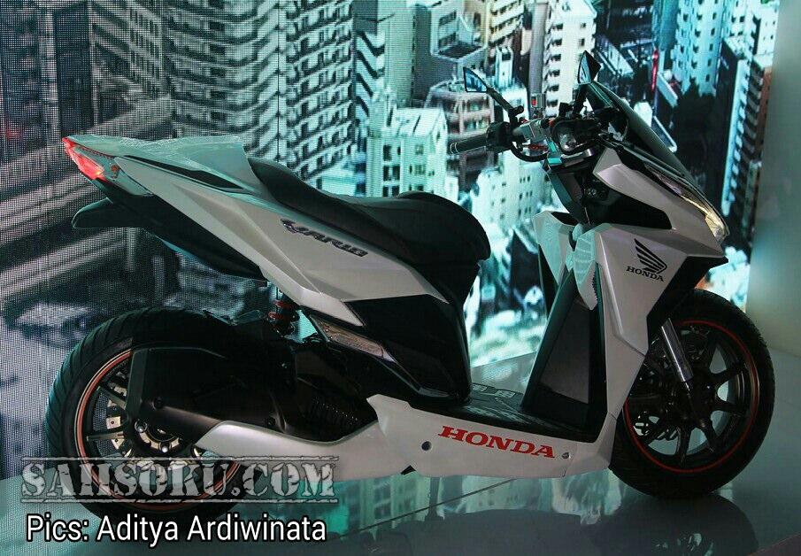 Honda Vario150 Custom 02