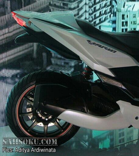 Honda Vario150 Custom 04