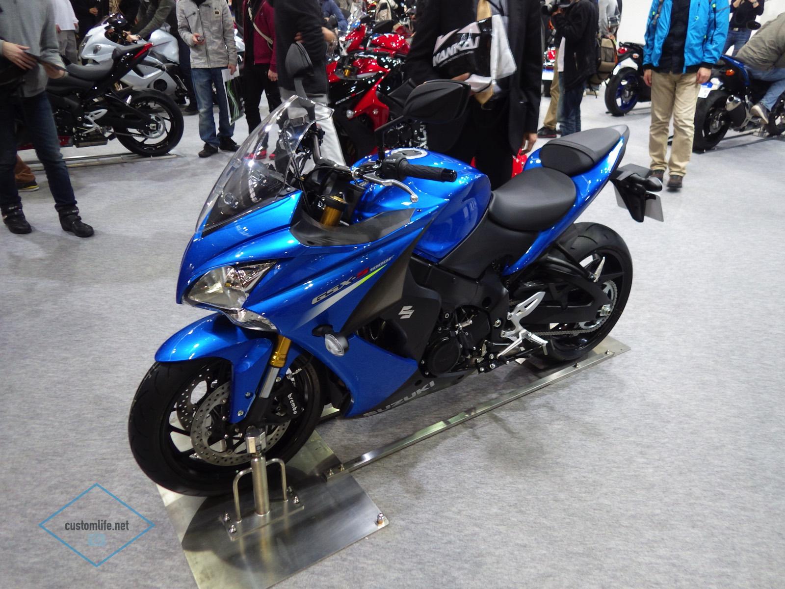 MotorcycleShow 2015 Osaka 10
