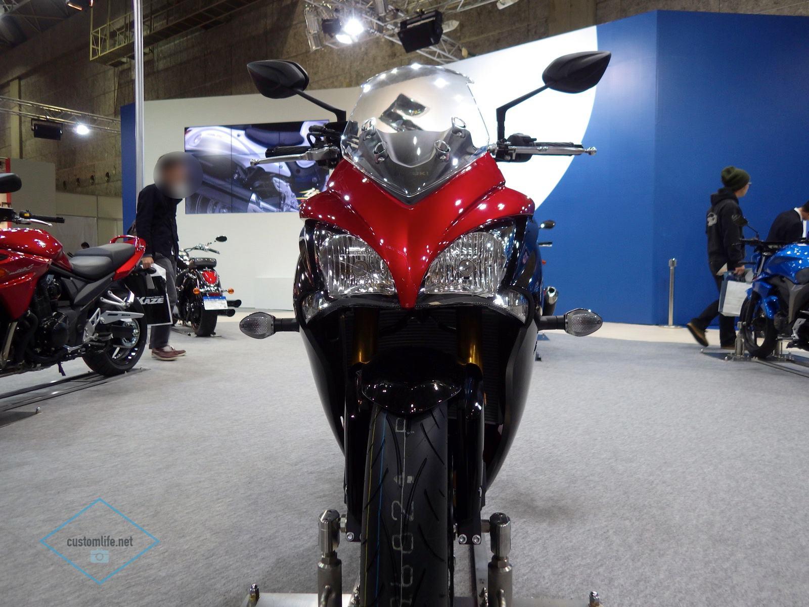 MotorcycleShow 2015 Osaka 110