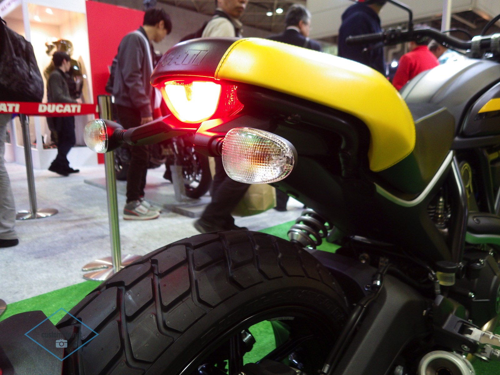 MotorcycleShow 2015 Osaka 16