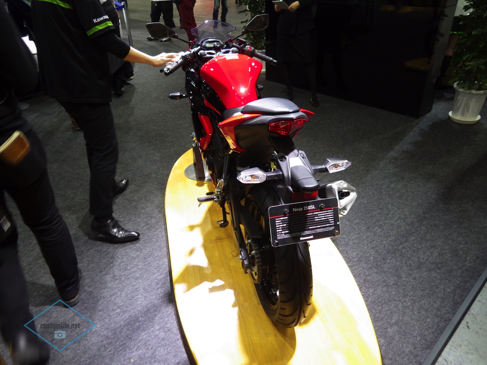 MotorcycleShow 2015 Osaka 22