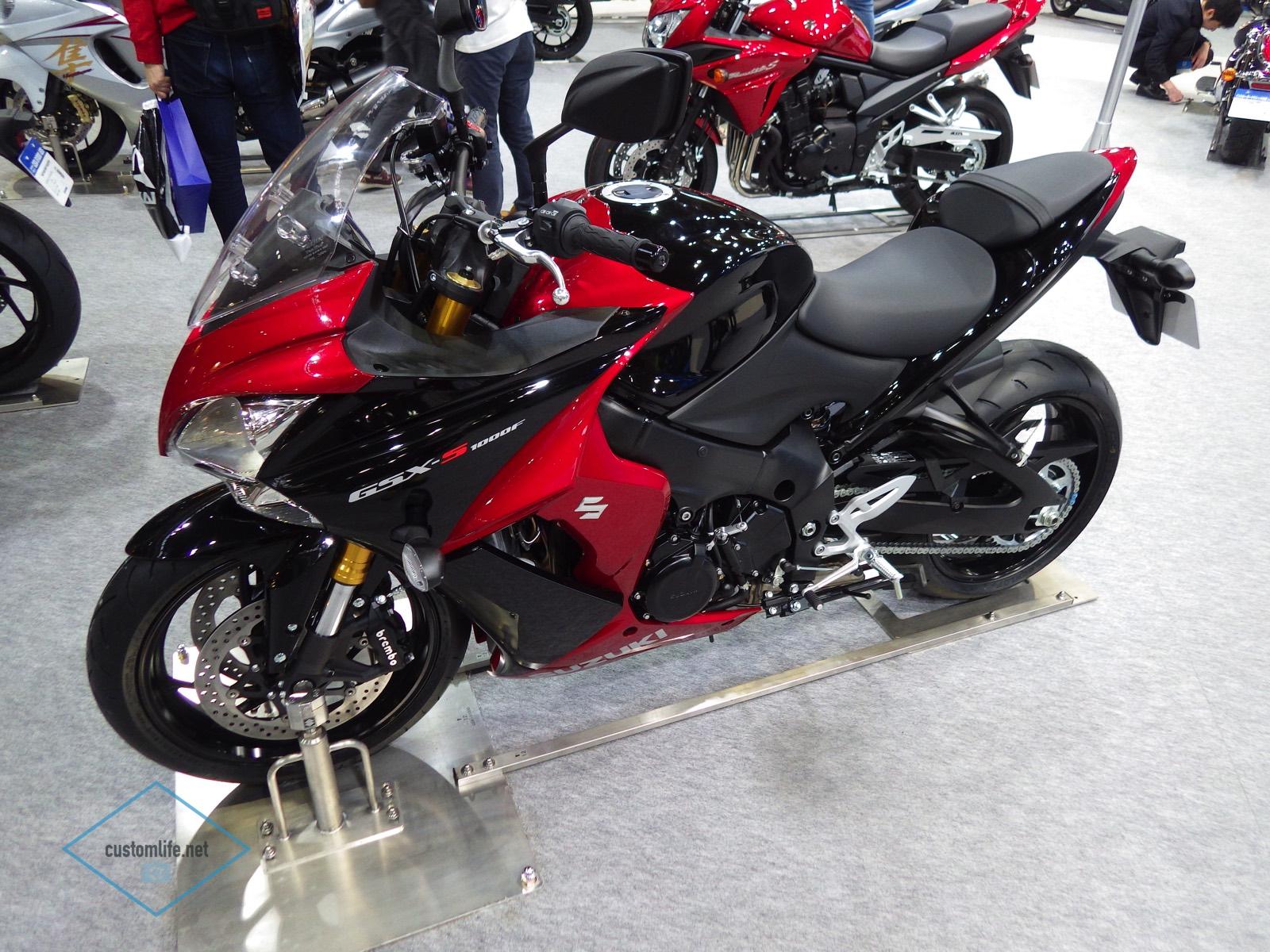 MotorcycleShow 2015 Osaka 69
