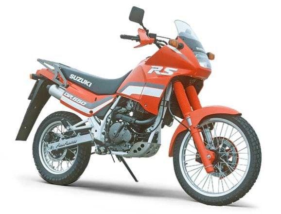 DR650RS Scrambler 06