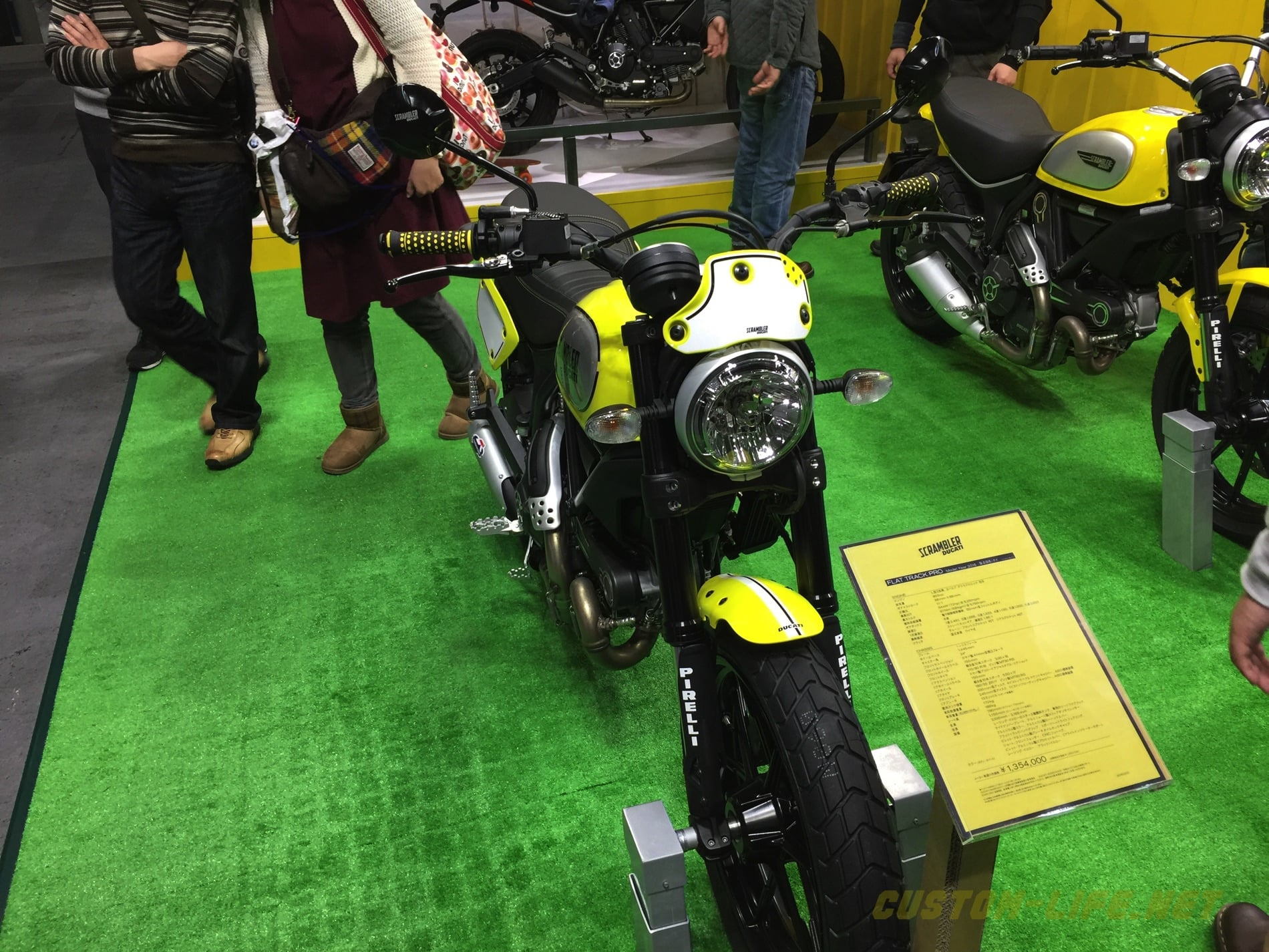 MCS2016 DucatiKTMBMWBooth 05
