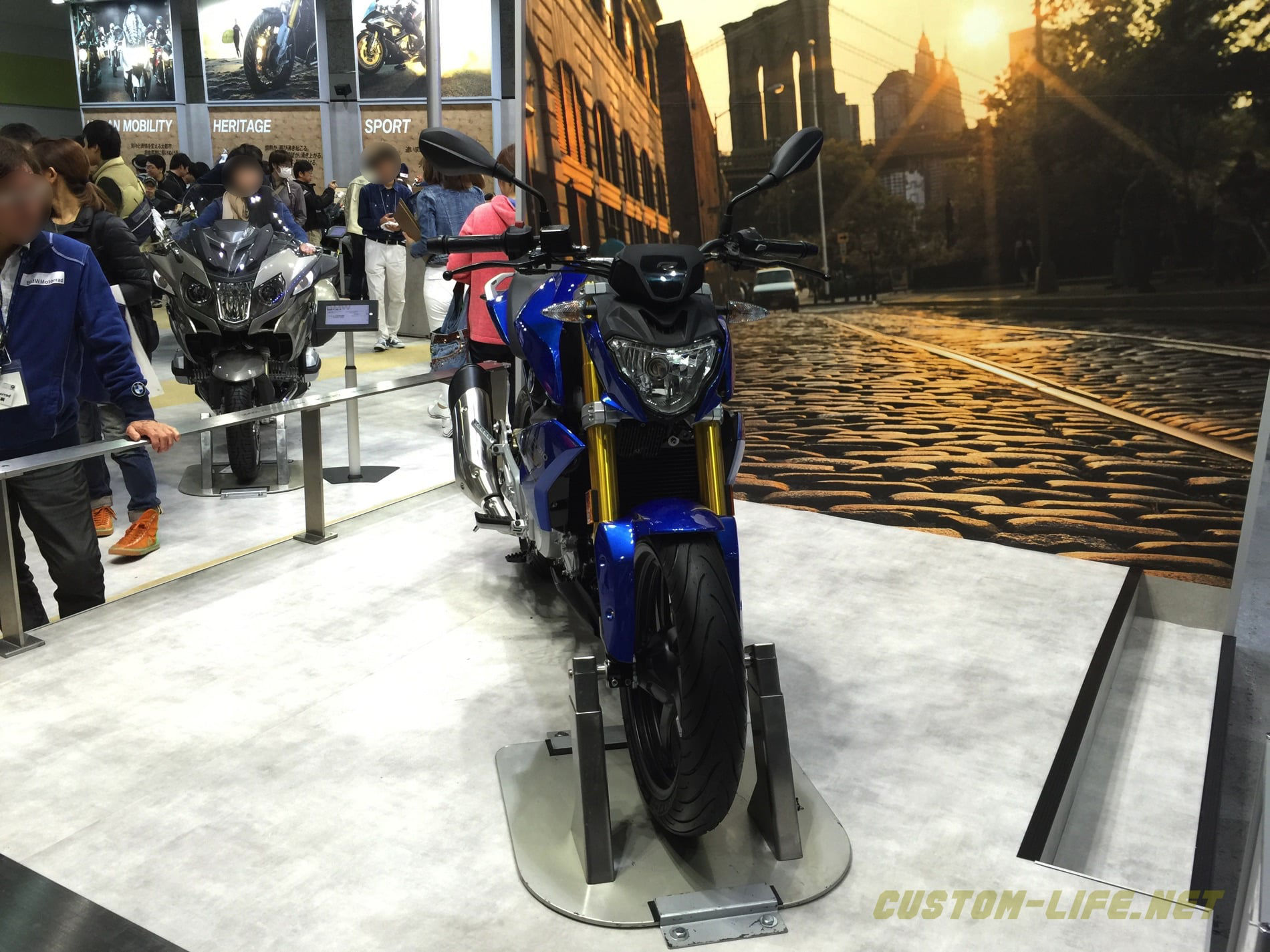 MCS2016 DucatiKTMBMWBooth 08