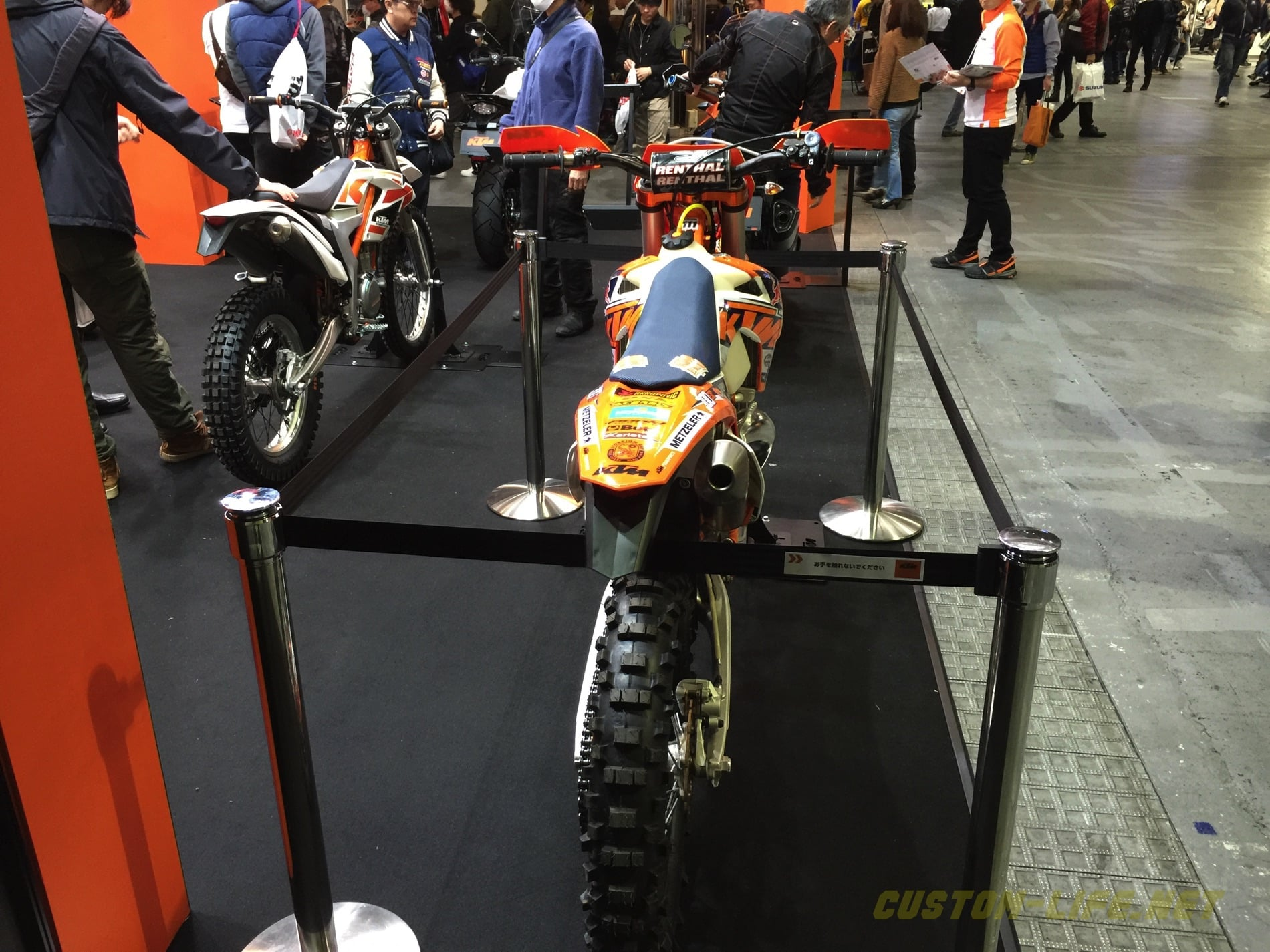 MCS2016 DucatiKTMBMWBooth 11