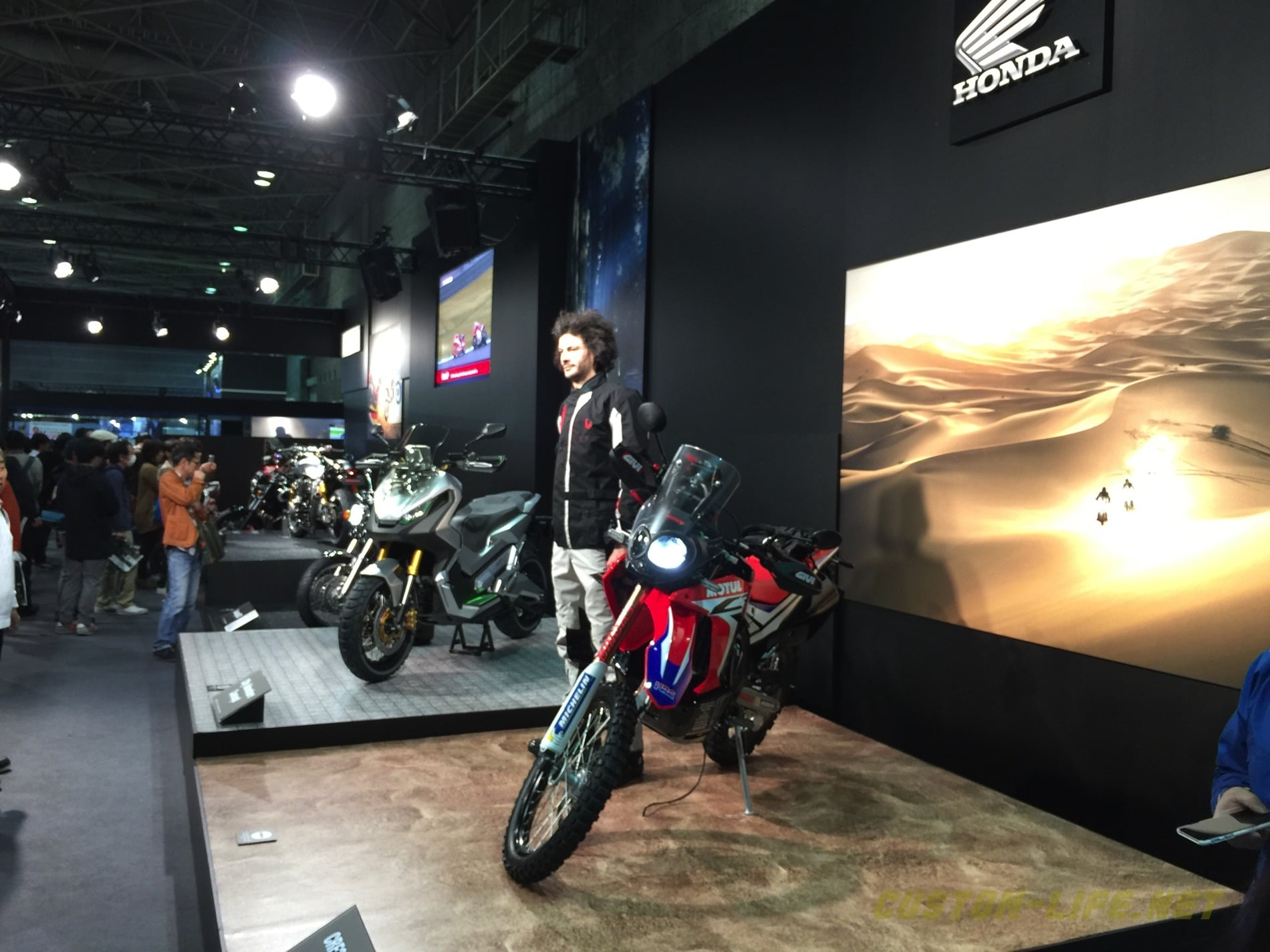 MCS2016 HondaBooth 05