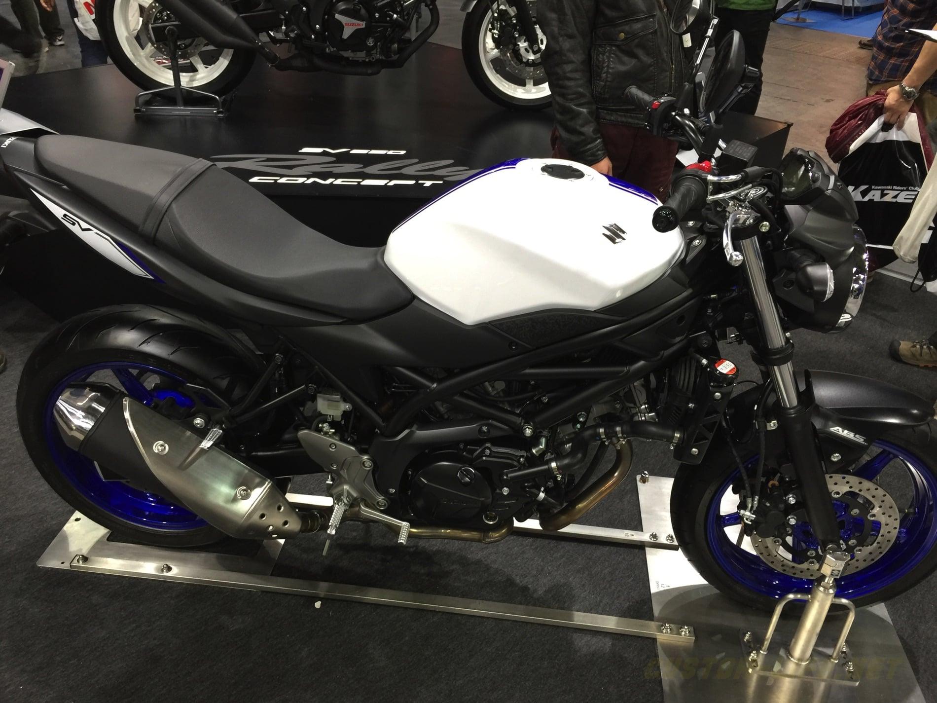 MCS2016 Suzuki SV650Rally 05