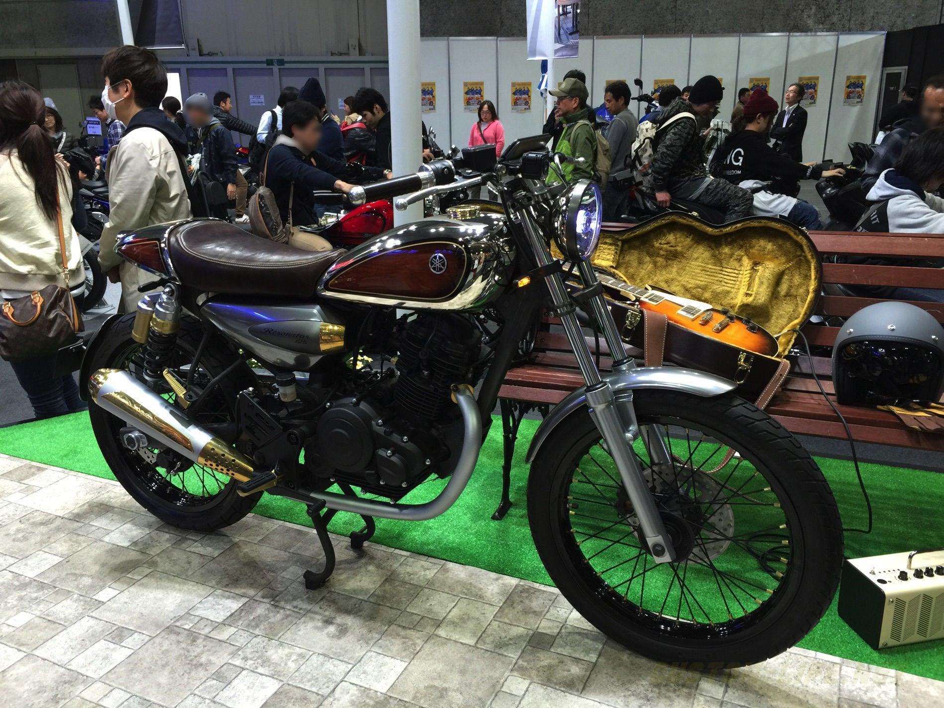 MCS2016 YamahaBooth 12
