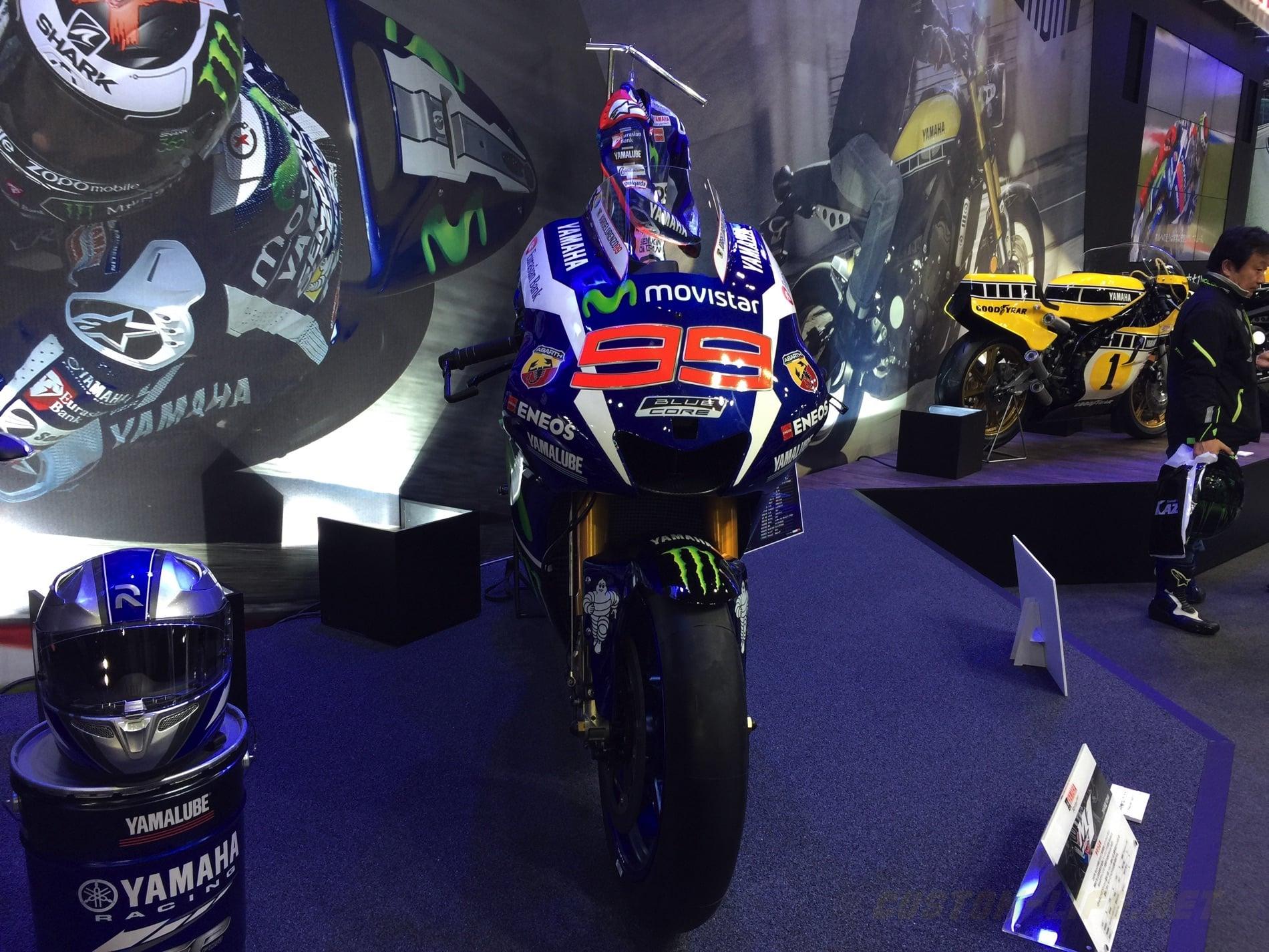 MCS2016 YamahaBooth 14