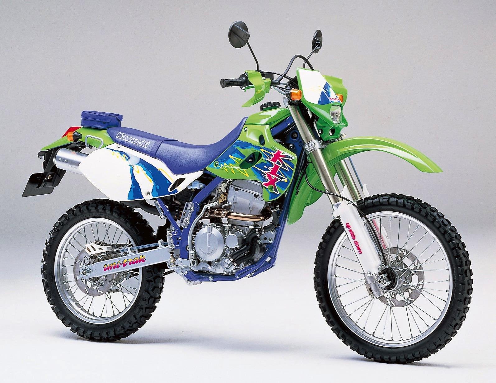 93 KLX250SR