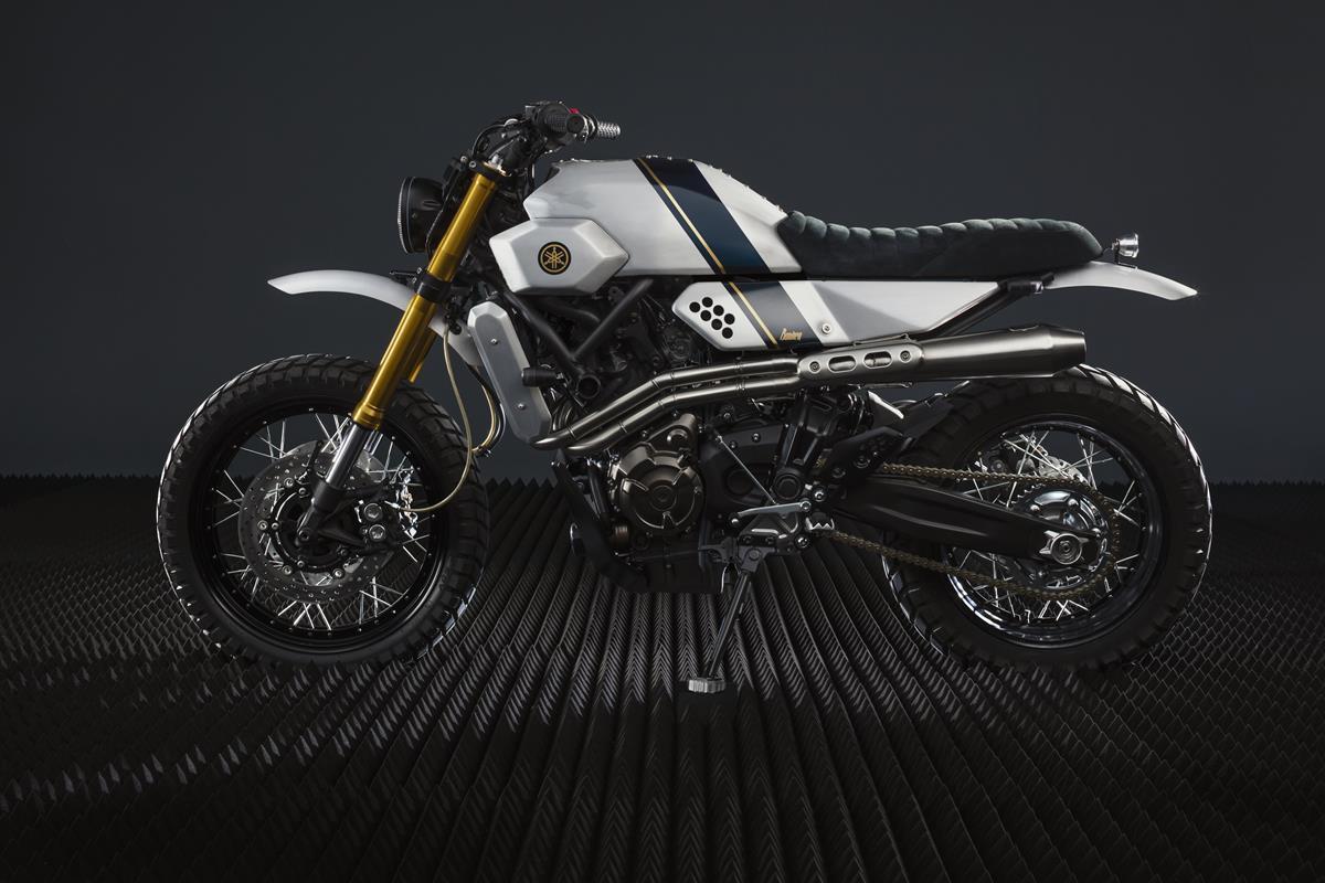 Yamaha XSR700Bunker 01